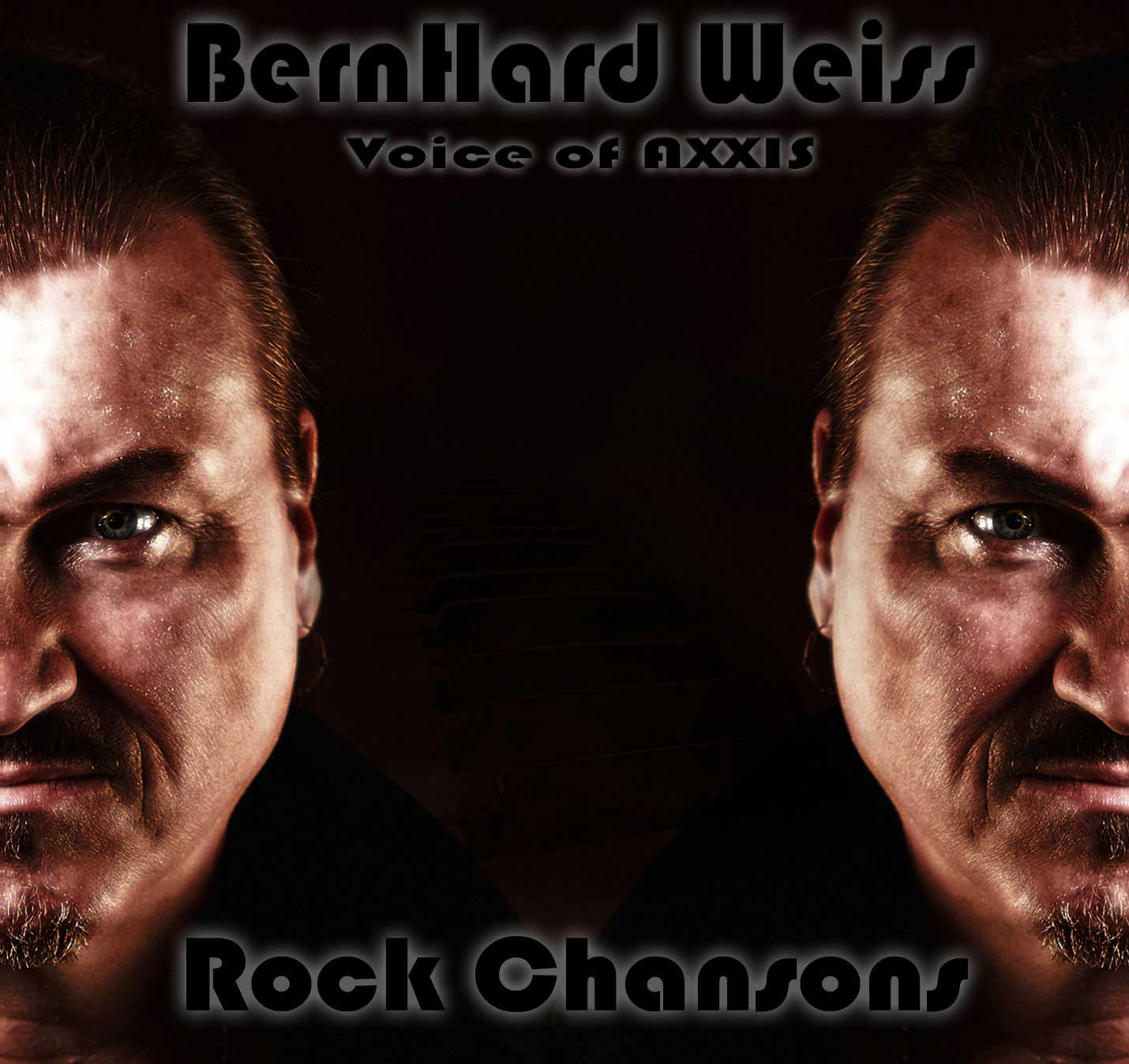 Bernhard Weiss Rock Chansons Cover